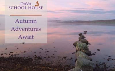 Dava School House – Your Autumn Adventure Awaits!